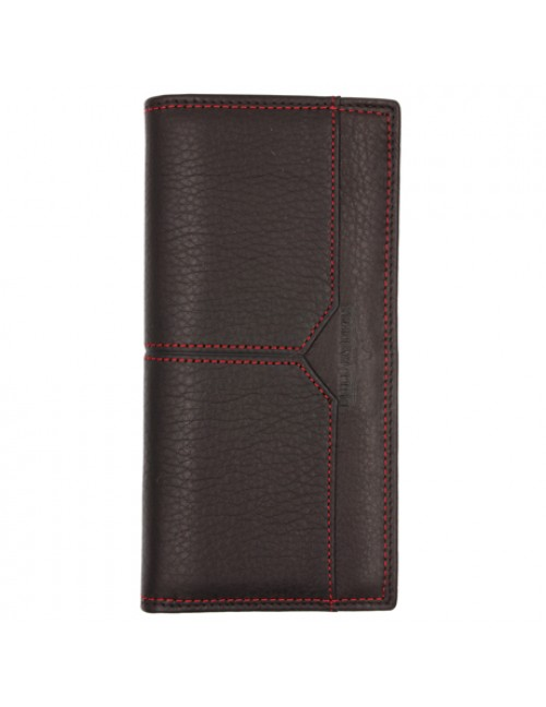 BULL RYDERS Genuine Cow Leather Long Wallet BWFL-80339