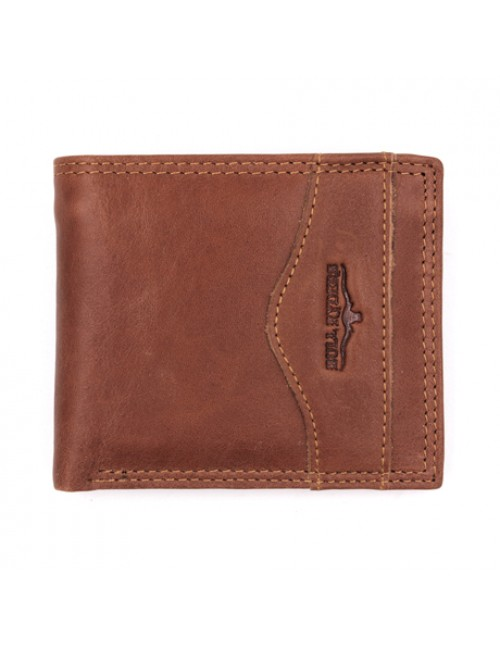 BULL RYDERS Genuine Cow Leather Wallet BWFV-80389
