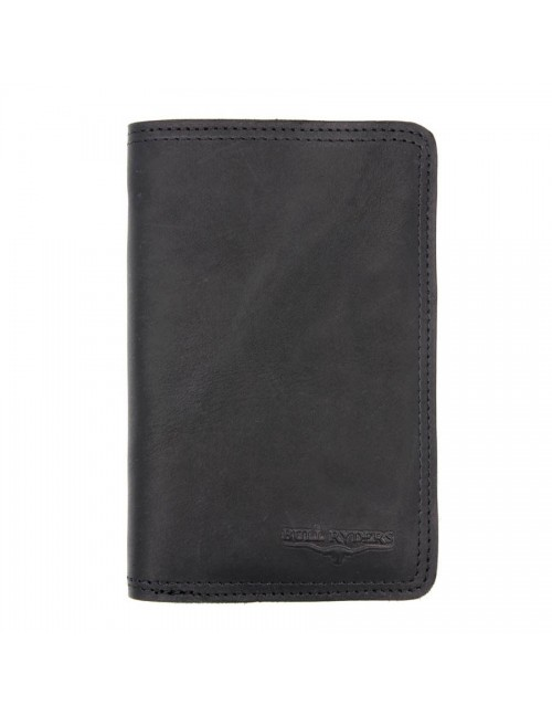 BULL RYDERS Premium Genuine Cow Leather Long Wallet BWFD-80291