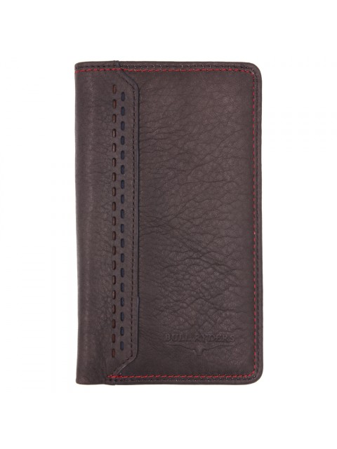 BULL RYDERS Genuine Cow Leather Long Wallet BWGF-80452