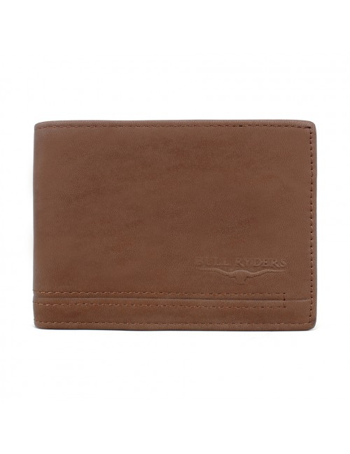 BULL RYDERS Genuine Cow Leather Wallet BWGL-80483