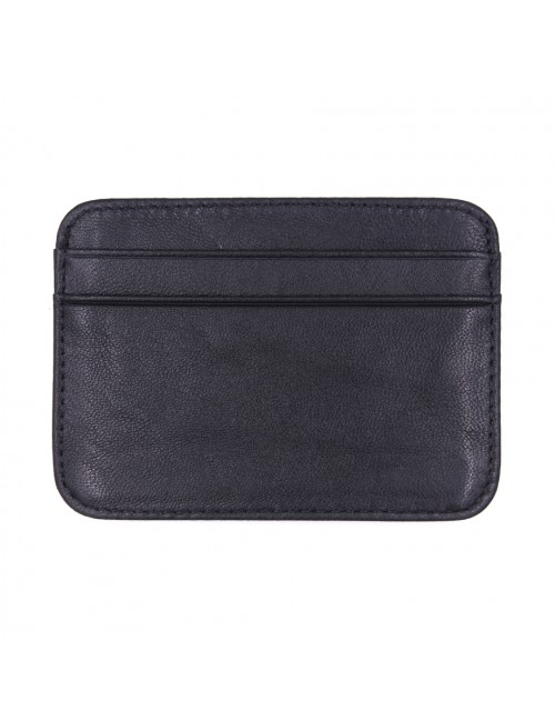 MIDZONE Genuine Leather Card Holder MZWW190501-Black-20