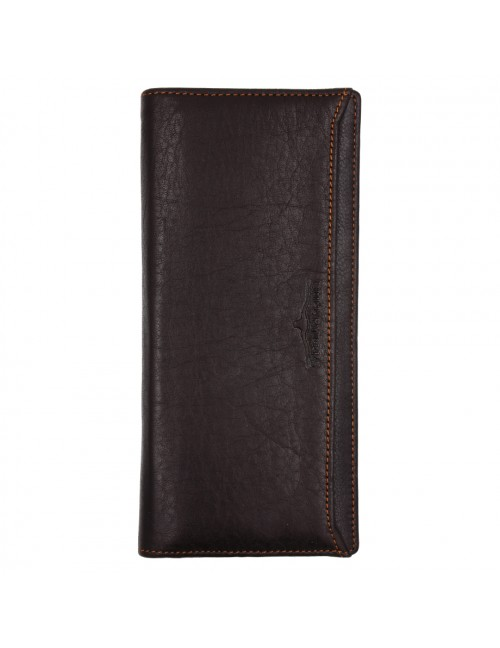 BULL RYDERS Genuine Leather Long Wallet BWGD-80440