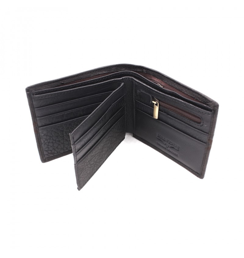 BULL RYDERS Genuine Cow Leather Wallet BWHE-80599