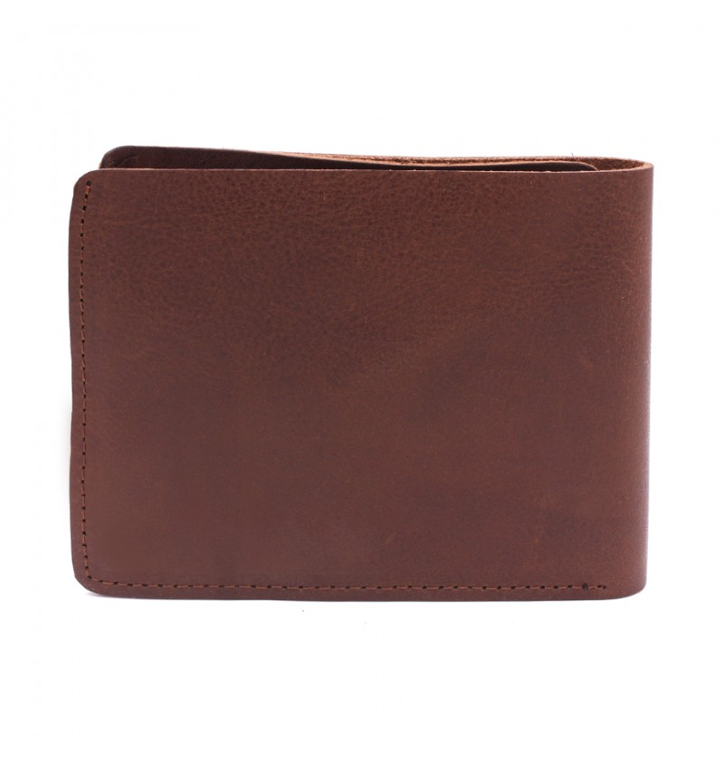 BULL RYDERS Premium Genuine Cow Leather Wallet BWGM-80490