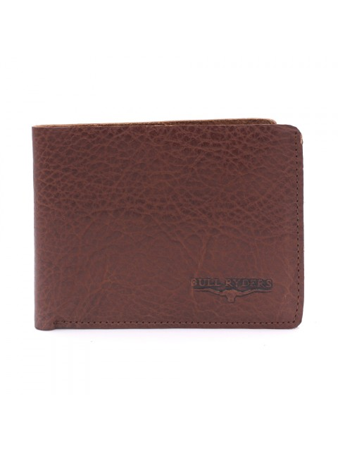 BULL RYDERS Premium Genuine Cow Leather Wallet BWGM-80491