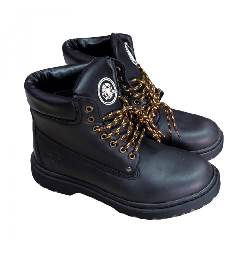 MIDZONE Casual Boots EHOT8806-93 Black