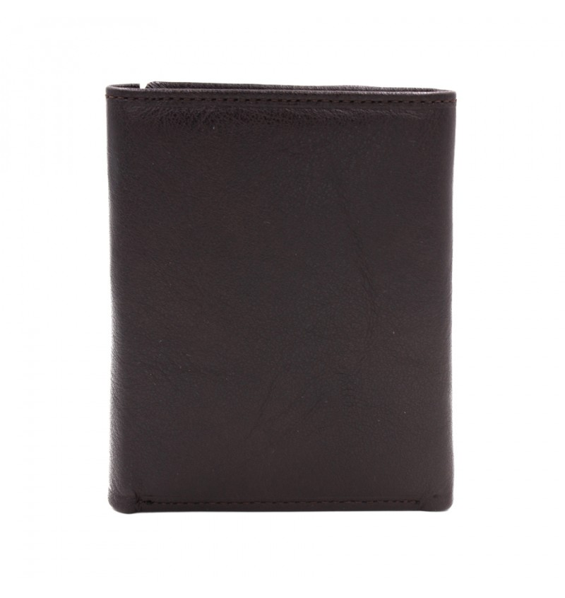 BULL RYDERS RFID Protection Genuine Cow Leather Wallet BWGP-80503