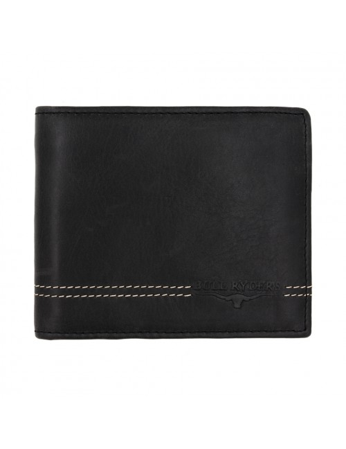 BULL RYDERS Genuine Cow Leather Wallet BWGU-80540