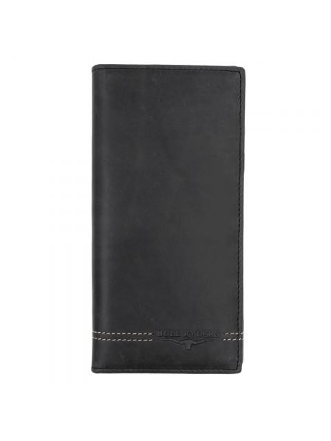 BULL RYDERS Genuine Cow Leather Long Wallet BWGU-80546