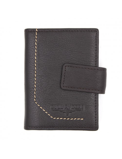 BULL RYDERS Genuine Cow Leather Small Wallet BWGK-80476