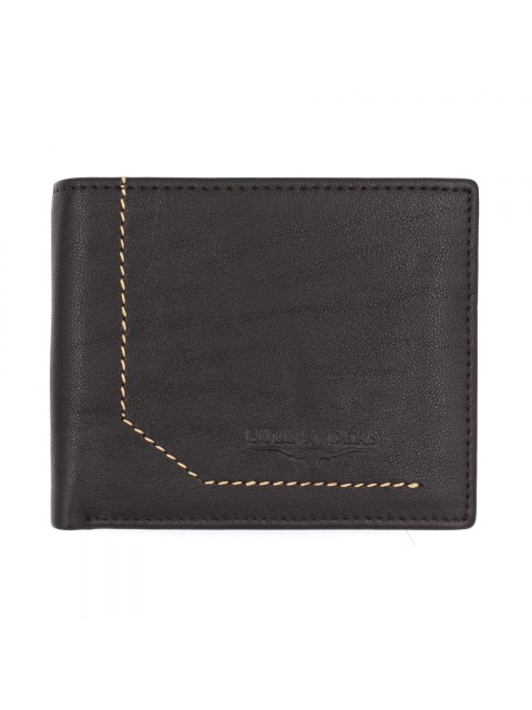 BULL RYDERS Genuine Cow Leather Wallet BWGK-80477