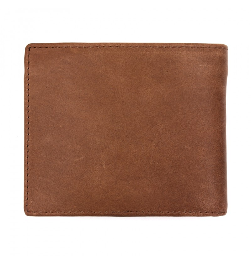 BULL RYDERS Genuine Cow Leather Wallet BWGS-80519
