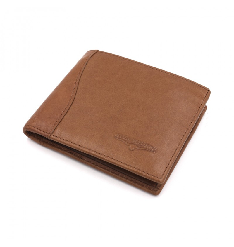 BULL RYDERS Genuine Cow Leather Wallet BWGS-80520