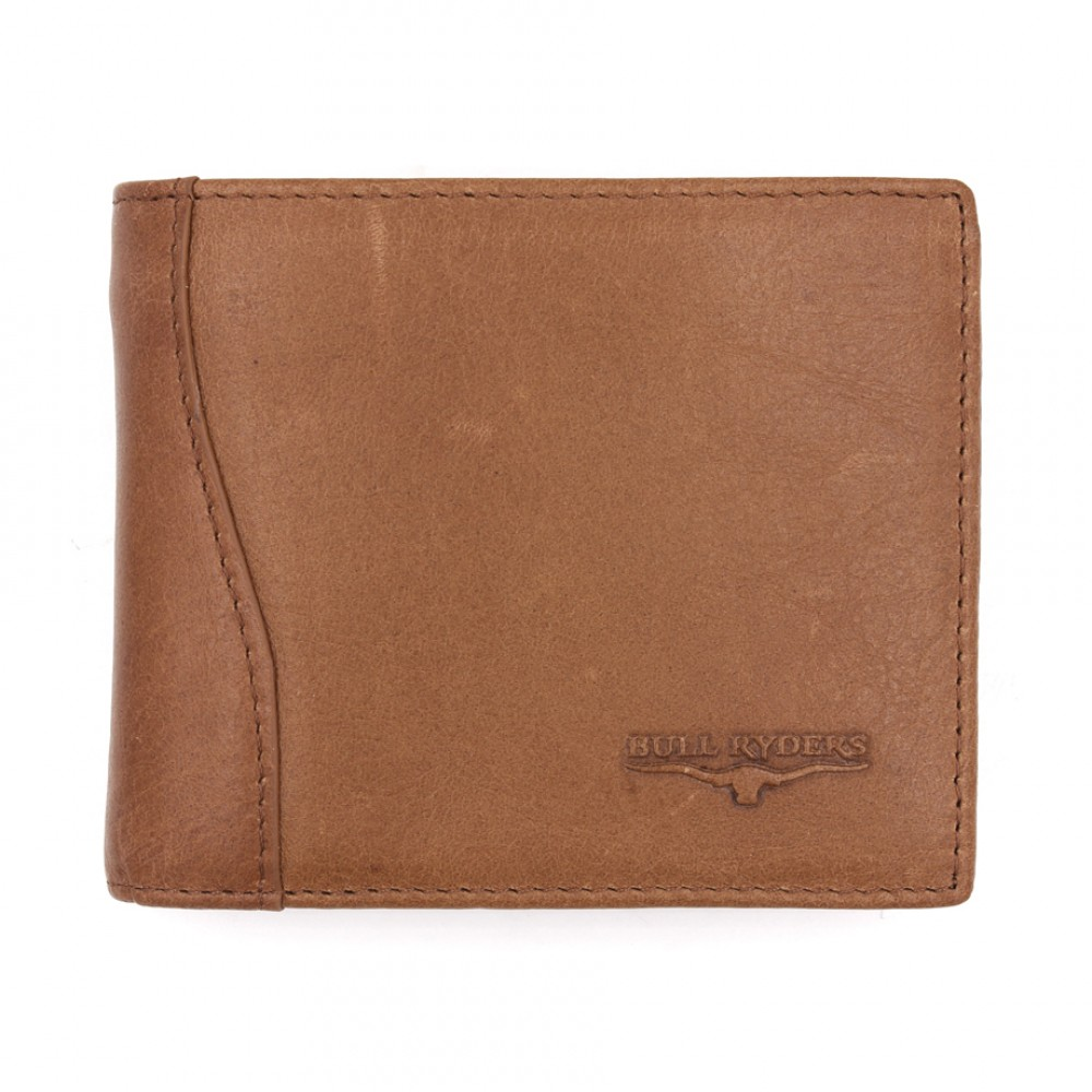 BULL RYDERS Genuine Cow Leather Wallet BWGS-80522