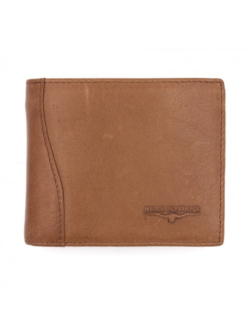 BULL RYDERS Genuine Cow Leather Wallet BWGS-80522-20