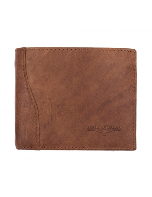 BULL RYDERS Genuine Cow Leather Wallet BWGS-80523-20