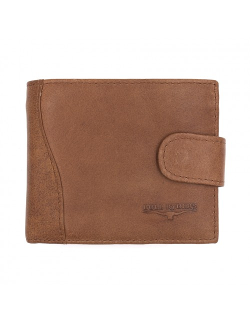 BULL RYDERS Genuine Cow Leather Wallet BWGS-80524-20