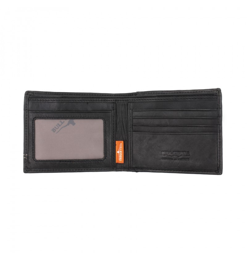 BULL RYDERS Genuine Cow Leather Wallet BWGU-80540-20