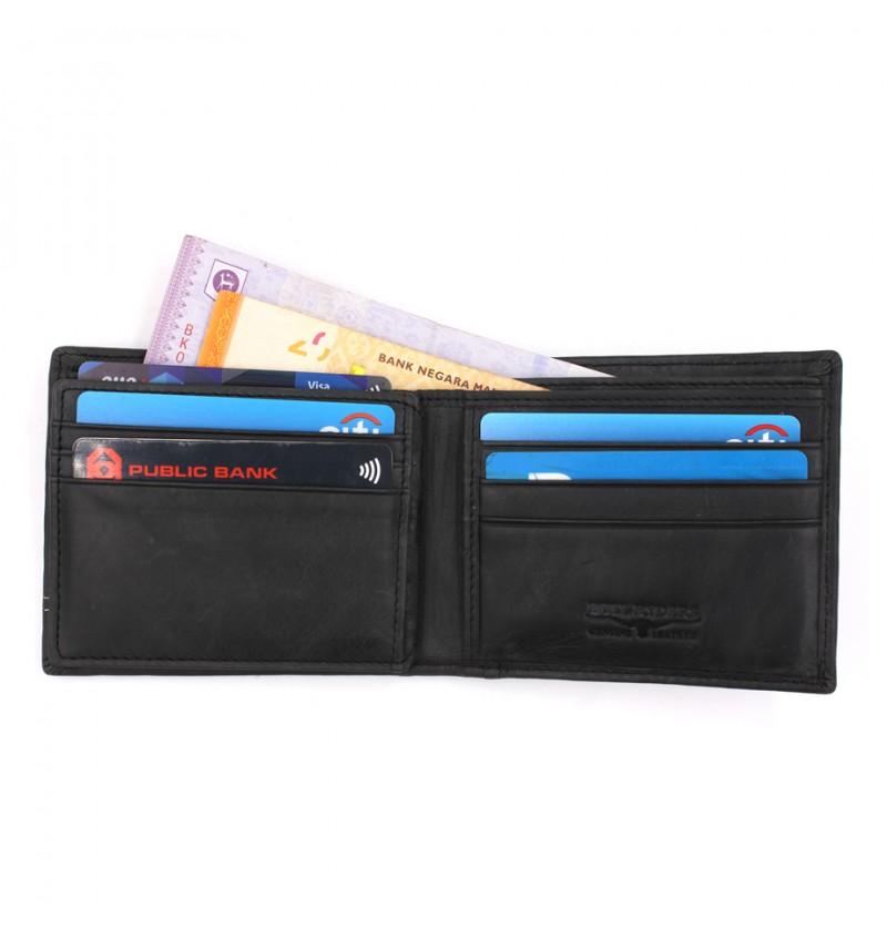 BULL RYDERS Genuine Cow Leather Wallet BWGU-80542-20