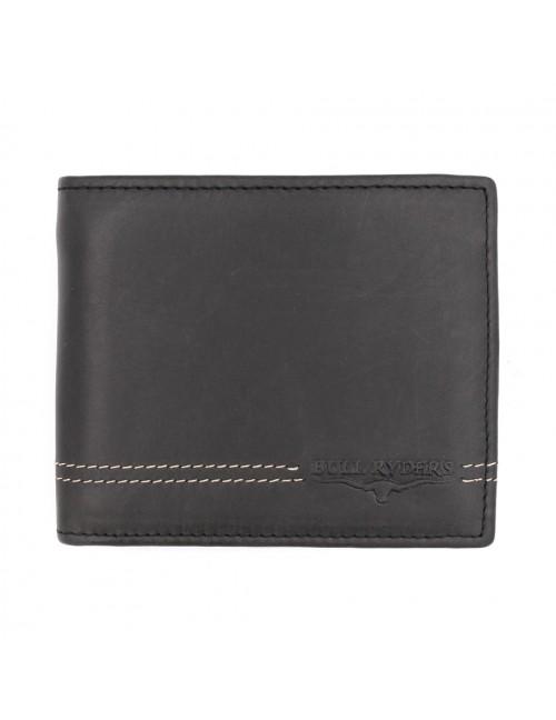 BULL RYDERS Genuine Cow Leather Wallet BWGU-80543-20