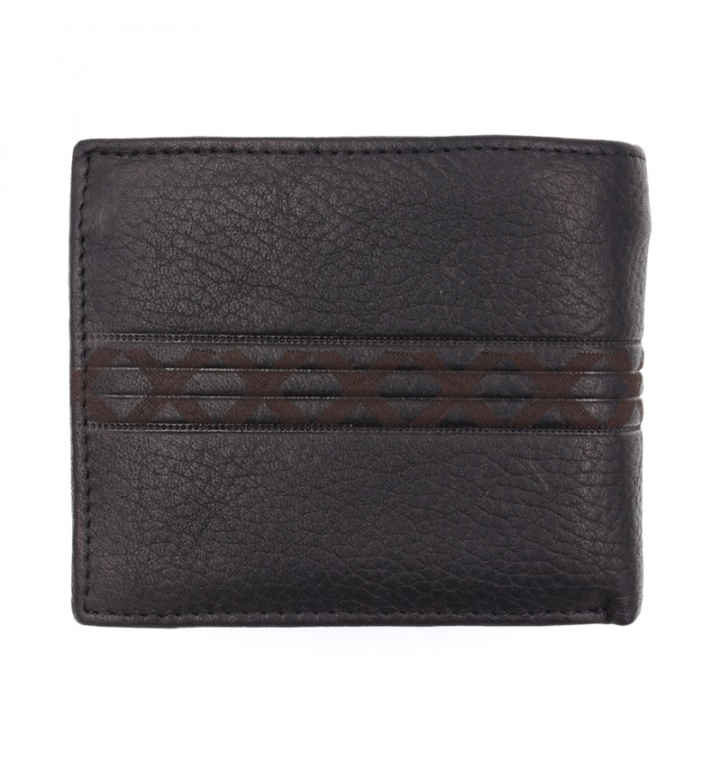 BULL RYDERS Genuine Cow Leather Wallet BWHE-80599-20