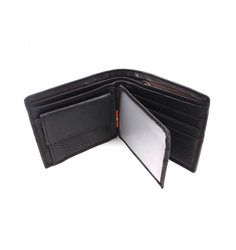 BULL RYDERS Genuine Cow Leather Wallet BWHE-80600-20