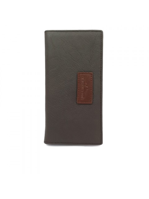 BULL RYDERS Genuine Cow Leather Long Wallet BWHY-80715