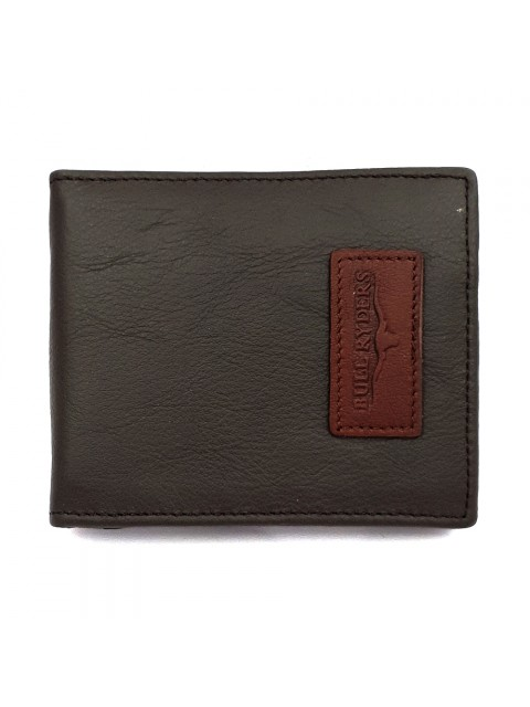 BULL RYDERS Genuine Cow Leather Wallet BWHY-80711