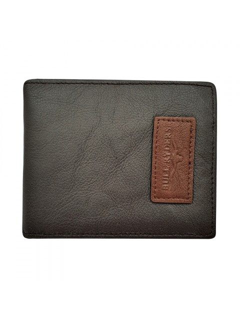BULL RYDERS Genuine Cow Leather Wallet BWHY-80708